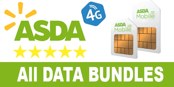 ASDA Mobile Data Bundles