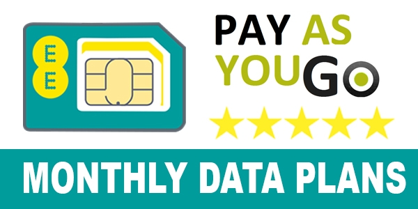 EE Data Plans