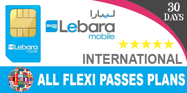 Lebara Flexi Passes Plans