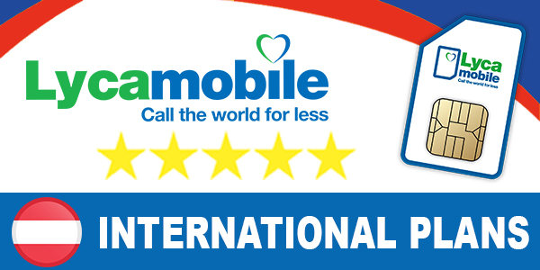 Lycamobile Austria Plans
