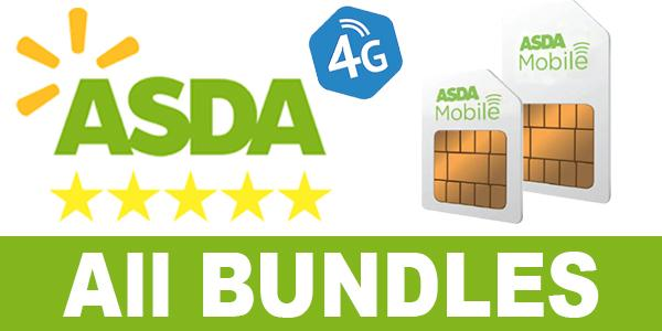 ASDA Mobile All Bundles